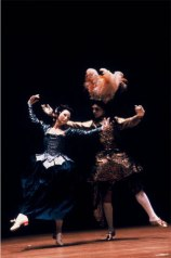 Photo courtesy The New York Baroque Dance Company